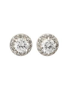 Marsala White / Silver Earrings Fine Jewelry