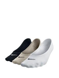 Nike 3-pk. Liner Footie Socks – Ladies