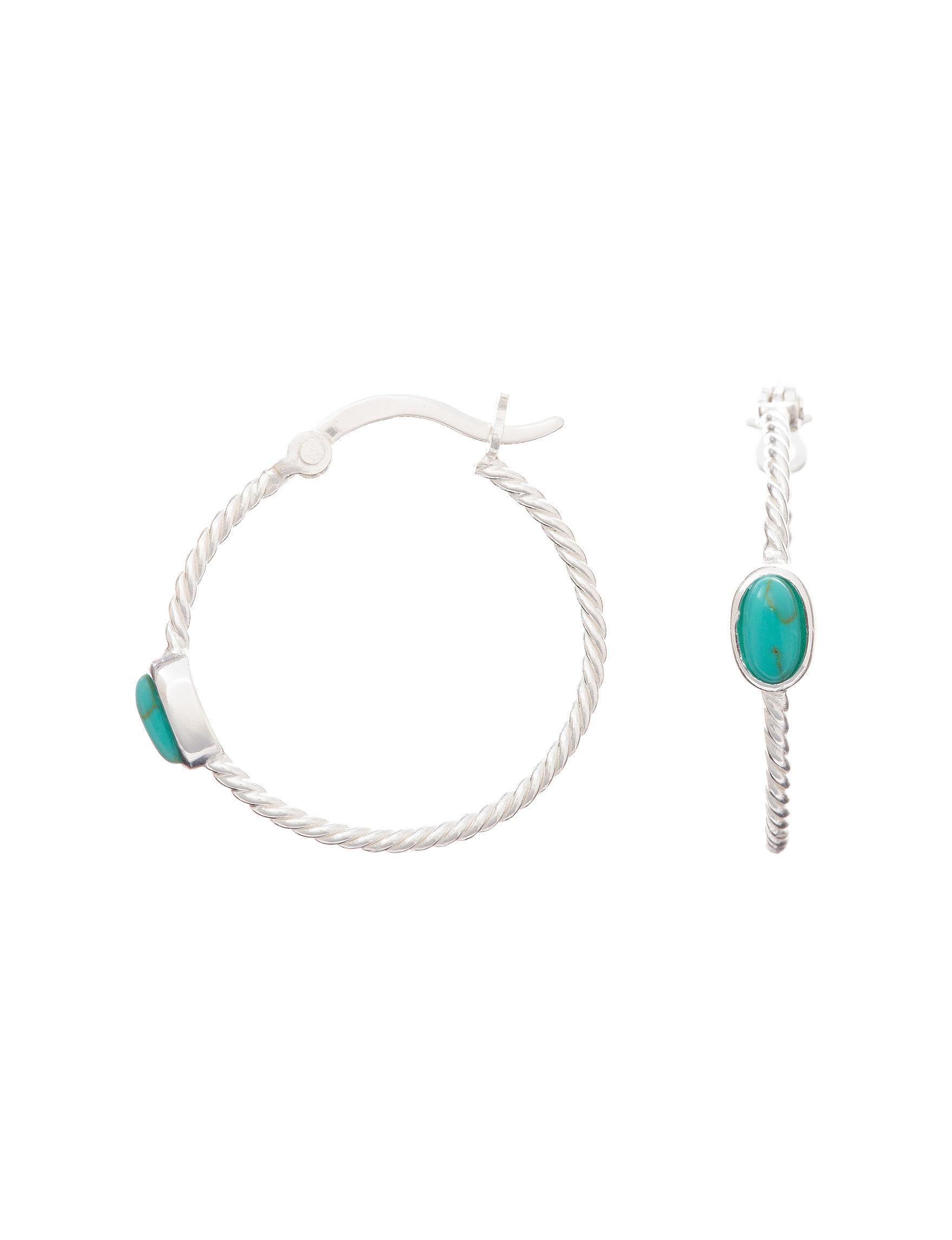 Cellini  Hoops Earrings Fine Jewelry