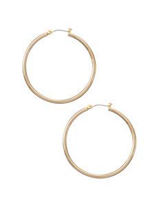 Nine West  Hoops Earrings Fashion Jewelry