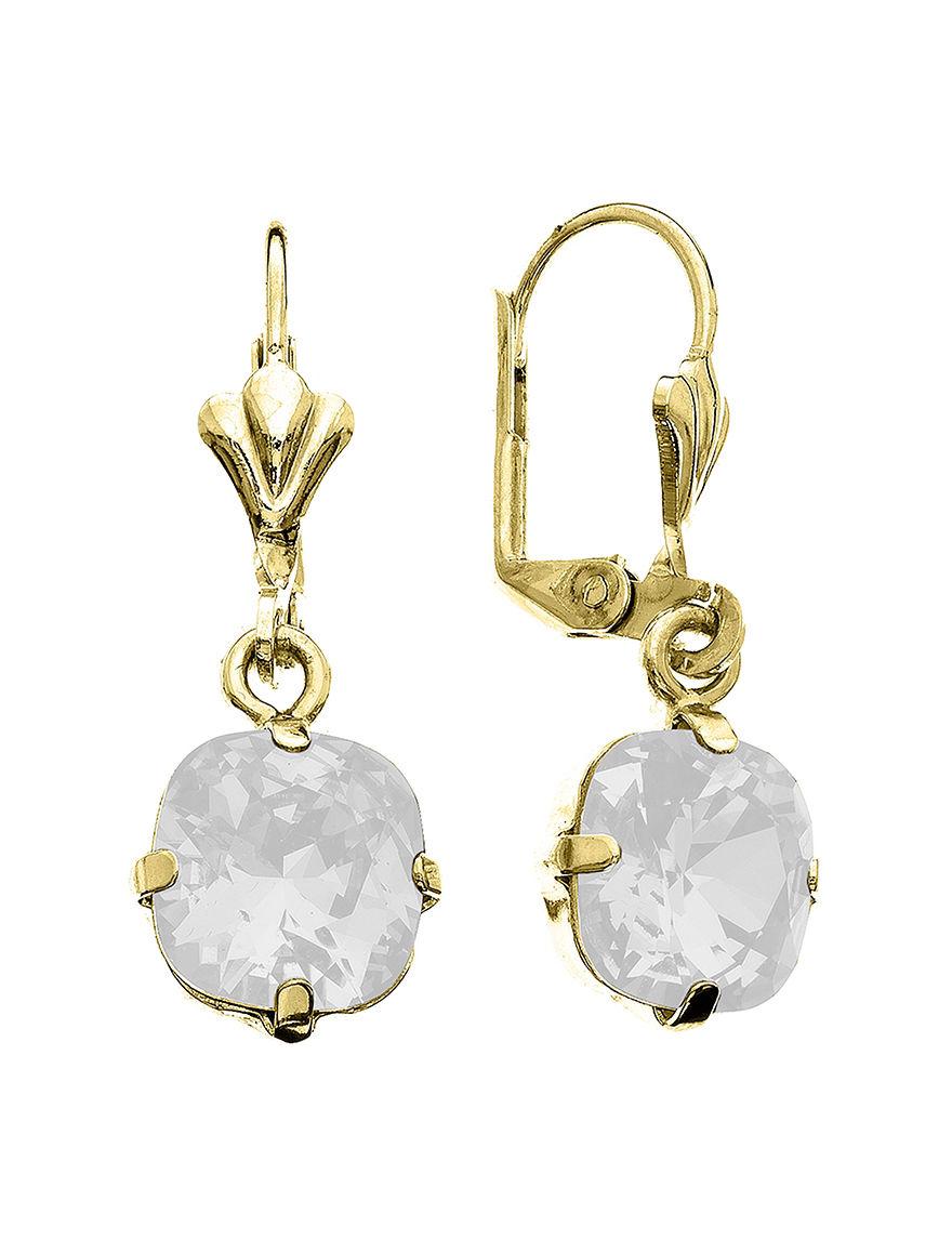 5th & Luxe  Drops Earrings Fine Jewelry