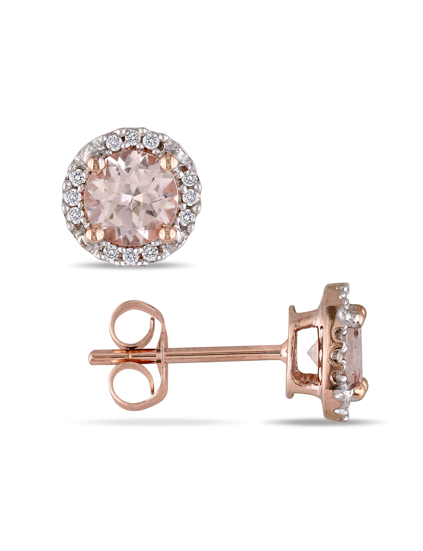 Blush Collection  Studs Earrings Fine Jewelry