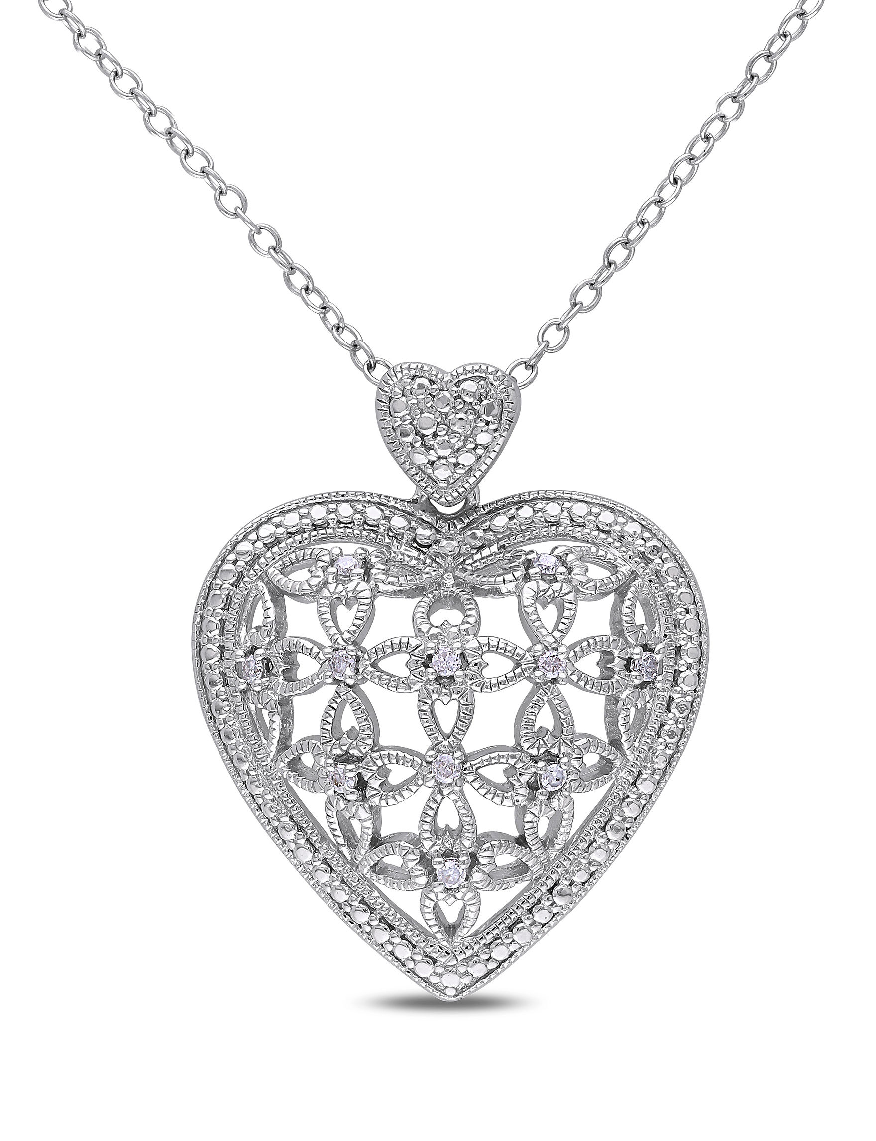 Concerto Diamonds  Necklaces & Pendants Fine Jewelry