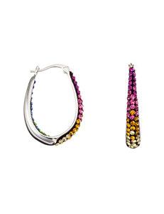 Jacmel Rainbow Earrings Fine Jewelry