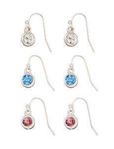Wishful Park Multi Drops Earrings Fashion Jewelry