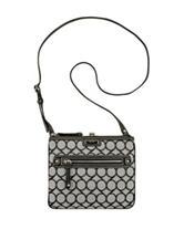 Nine West 9's Jacquard Crossbody Handbag