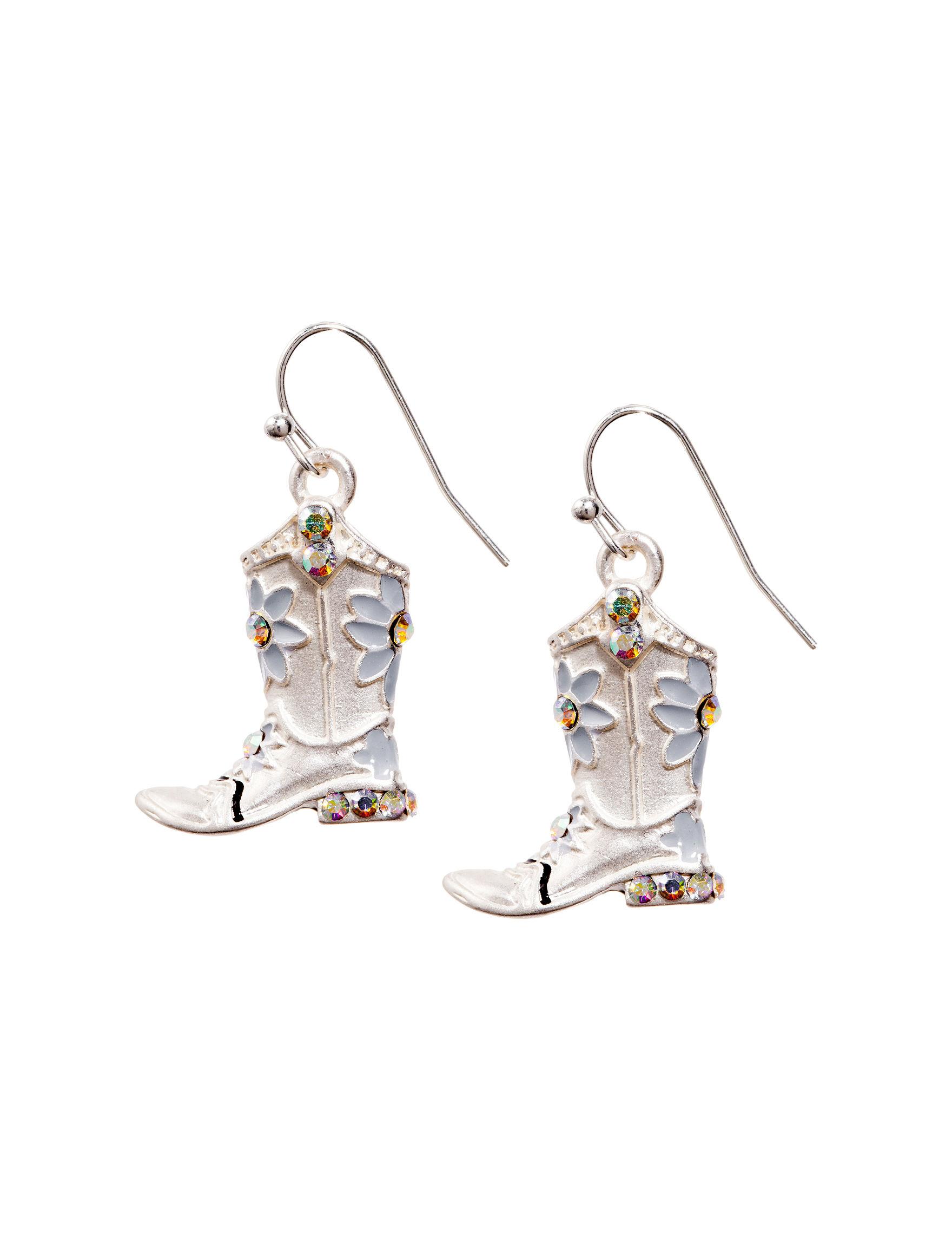 Hannah  Drops Earrings Fashion Jewelry