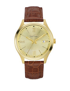 Caravelle Brown Fashion Watches