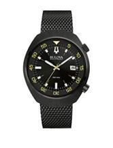 Bulova Men's Stainless Steel Mesh Watch