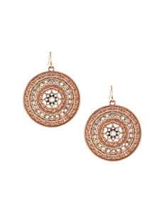 Jessica Simpson Pink Earrings Fashion Jewelry