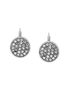 Jessica Simpson SIlver Earrings Fashion Jewelry