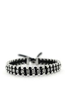 Jessica Simpson SIlver Bracelets Fashion Jewelry