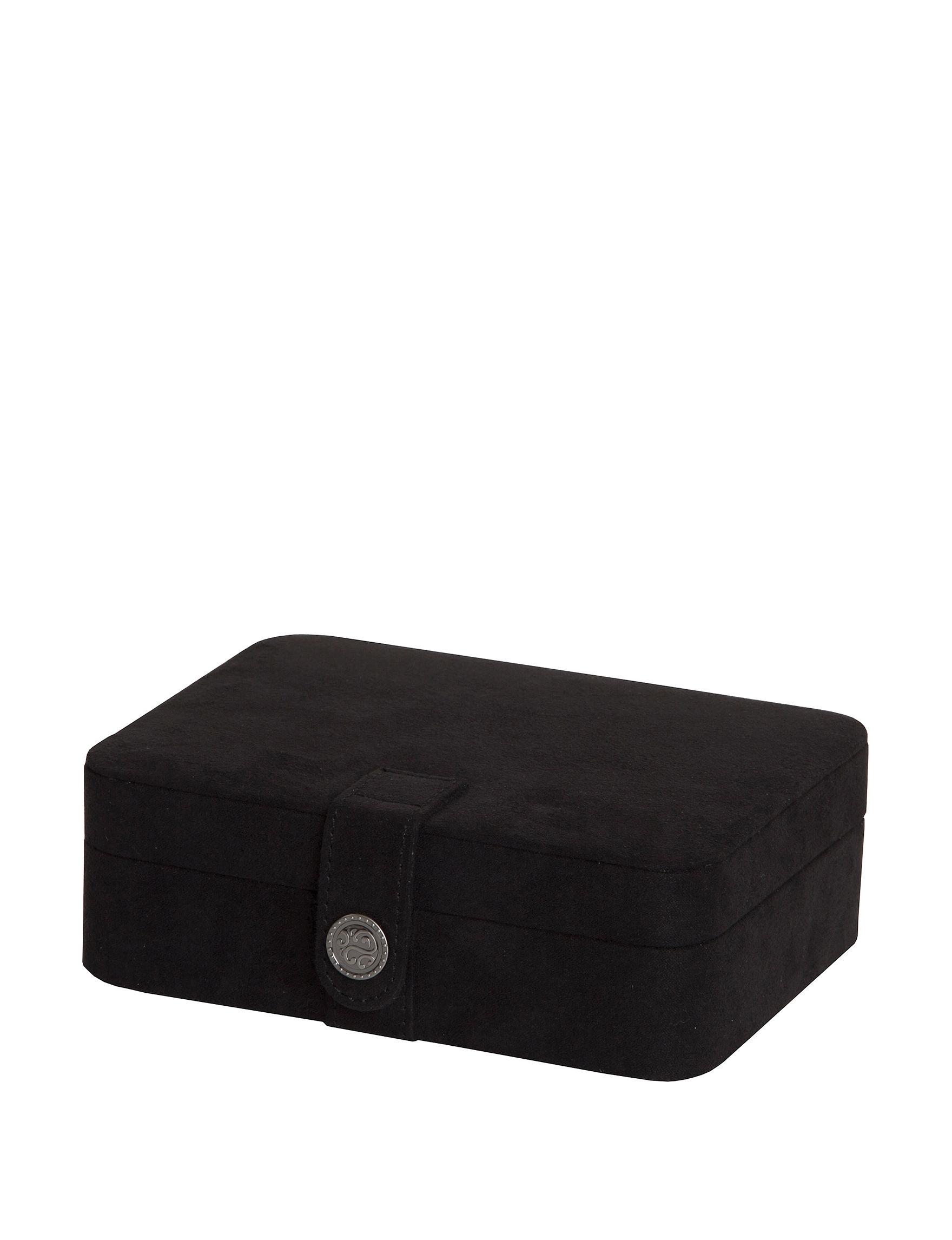 Mele & Co. Black Jewelry Storage & Organization
