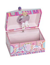 Mele & Co. Edie Girl's Musical Jewelry Box