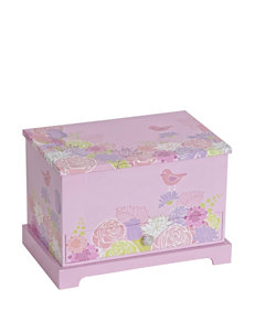 Mele & Co. Pink Jewelry Storage & Organization