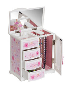 Mele & Co. Hyacinth Girl's Musical Ballerina Jewelry Box