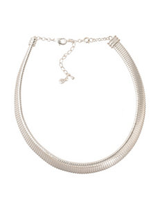 Roman White / Silver Necklaces & Pendants Fashion Jewelry