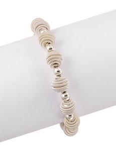 Roman White / Silver Bracelets Fashion Jewelry