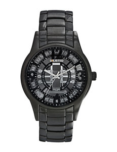 Unlisted Black Fashion Watches