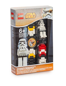 Lego Star Wars Storm Trooper Buildable Watch & Figurine