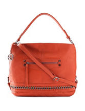 Jessica Simpson Margaret Crossbody Bucket Handbag