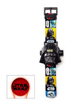 Star Wars Darth Vader Molded Projection Watch