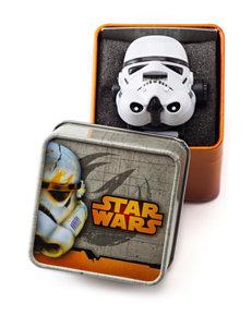 Star Wars Storm Trooper 3D Projection Watch