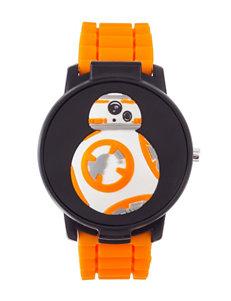 Licensed Orange Fashion Watches