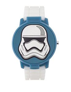 Licensed White Fashion Watches