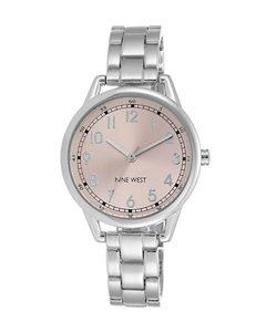 Nine West Silver Fashion Watches
