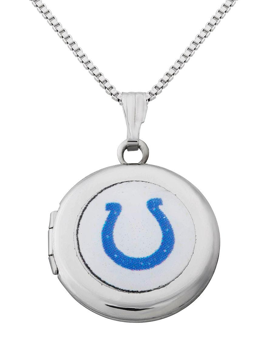 Aurafin Oro America White Necklaces & Pendants Fashion Jewelry Fine Jewelry NFL