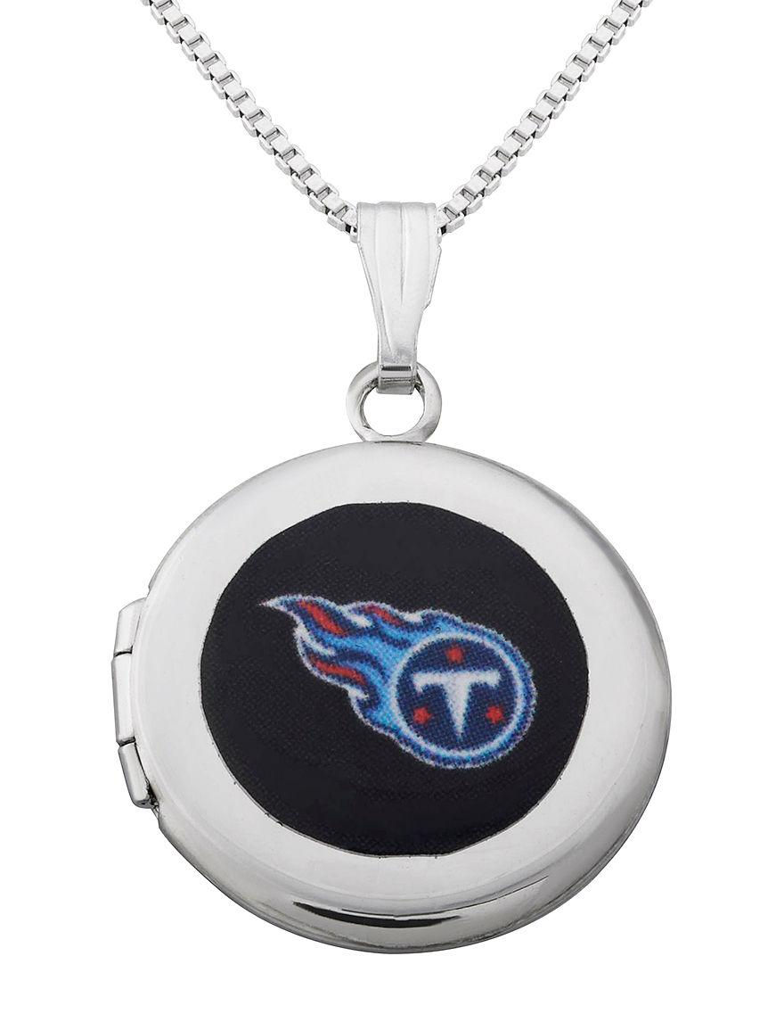 Aurafin Oro America Blue Necklaces & Pendants Fashion Jewelry Fine Jewelry NFL