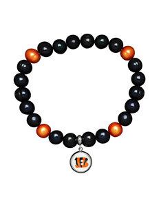Aurafin Oro America Black / Orange Bracelets NFL