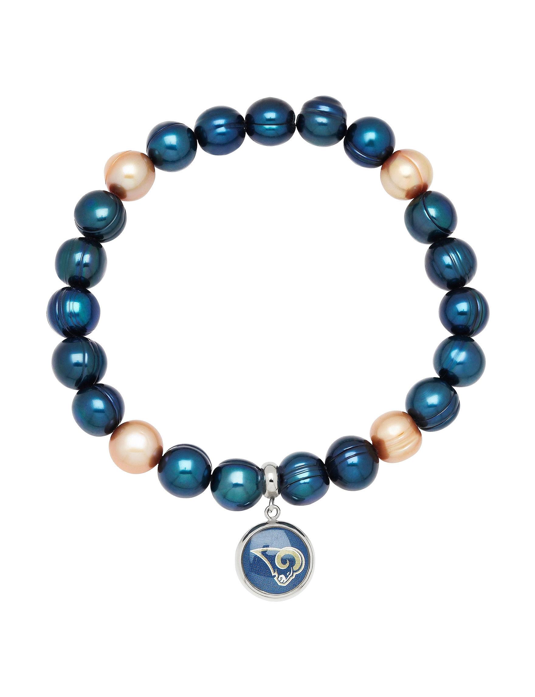 Aurafin Oro America Blue Bracelets Fine Jewelry
