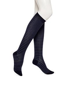 Hue® Roll Top Knee Socks