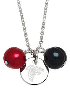 Aurafin Oro America Black / Red Necklaces & Pendants NFL