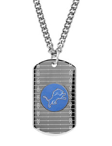 Aurafin Oro America Blue Necklaces & Pendants Fashion Jewelry Fine Jewelry NFL