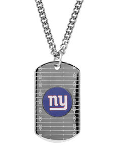Aurafin Oro America Blue / White Necklaces & Pendants Fashion Jewelry Fine Jewelry NFL