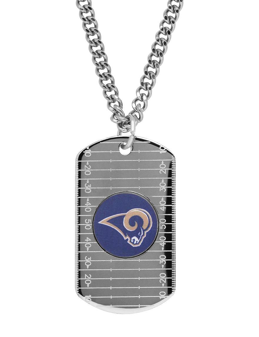 Aurafin Oro America Blue Necklaces & Pendants Fine Jewelry