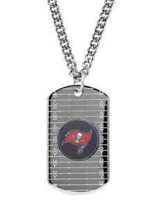 Aurafin Oro America Black / Red Necklaces & Pendants Fashion Jewelry Fine Jewelry NFL