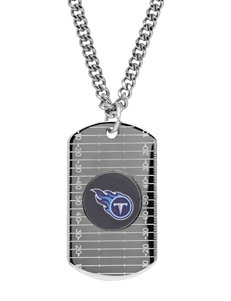 Aurafin Oro America Blue/ Red Necklaces & Pendants Fashion Jewelry Fine Jewelry NFL
