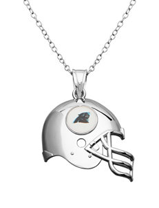 Aurafin Oro America White / Black Necklaces & Pendants Fashion Jewelry Fine Jewelry NFL