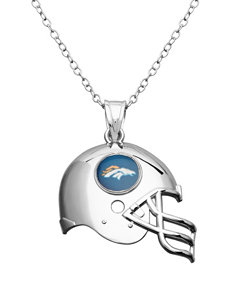 Aurafin Oro America Blue/Orange Necklaces & Pendants Fashion Jewelry Fine Jewelry NFL