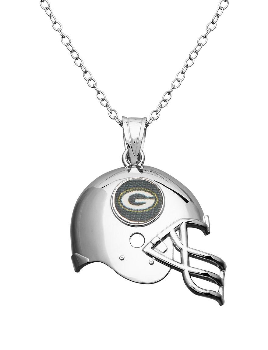 Aurafin Oro America Green Necklaces & Pendants Fine Jewelry