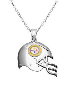 Aurafin Oro America Yellow / White Necklaces & Pendants Fine Jewelry NFL