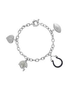 Aurafin Oro America Blue Bracelets Charms Fashion Jewelry Fine Jewelry NFL
