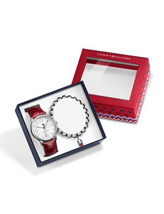 Tommy Hilfiger Red Fashion Watches