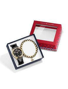 Tommy Hilfiger Black Fashion Watches