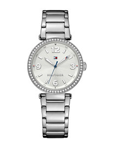 Tommy Hilfiger Silver Fashion Watches