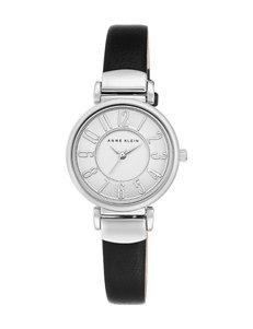 Anne Klein Black Fashion Watches